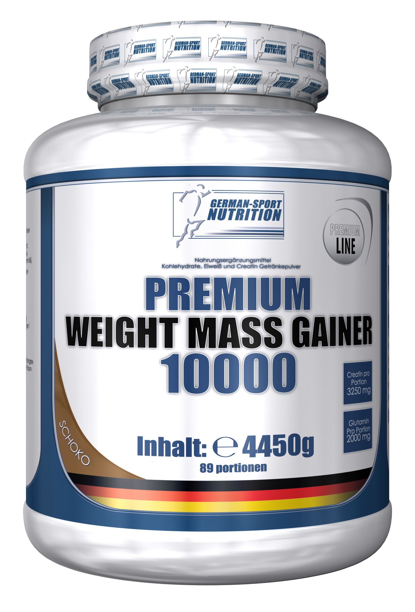 Weight Gainer - 10000, 4450g