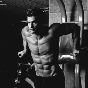 Fitness Shop für Sportnahrung - Ali Karami