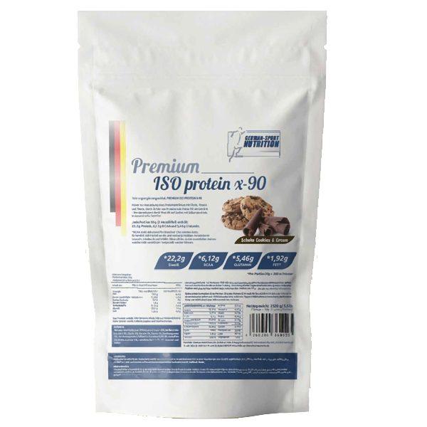 Premium Iso Protein